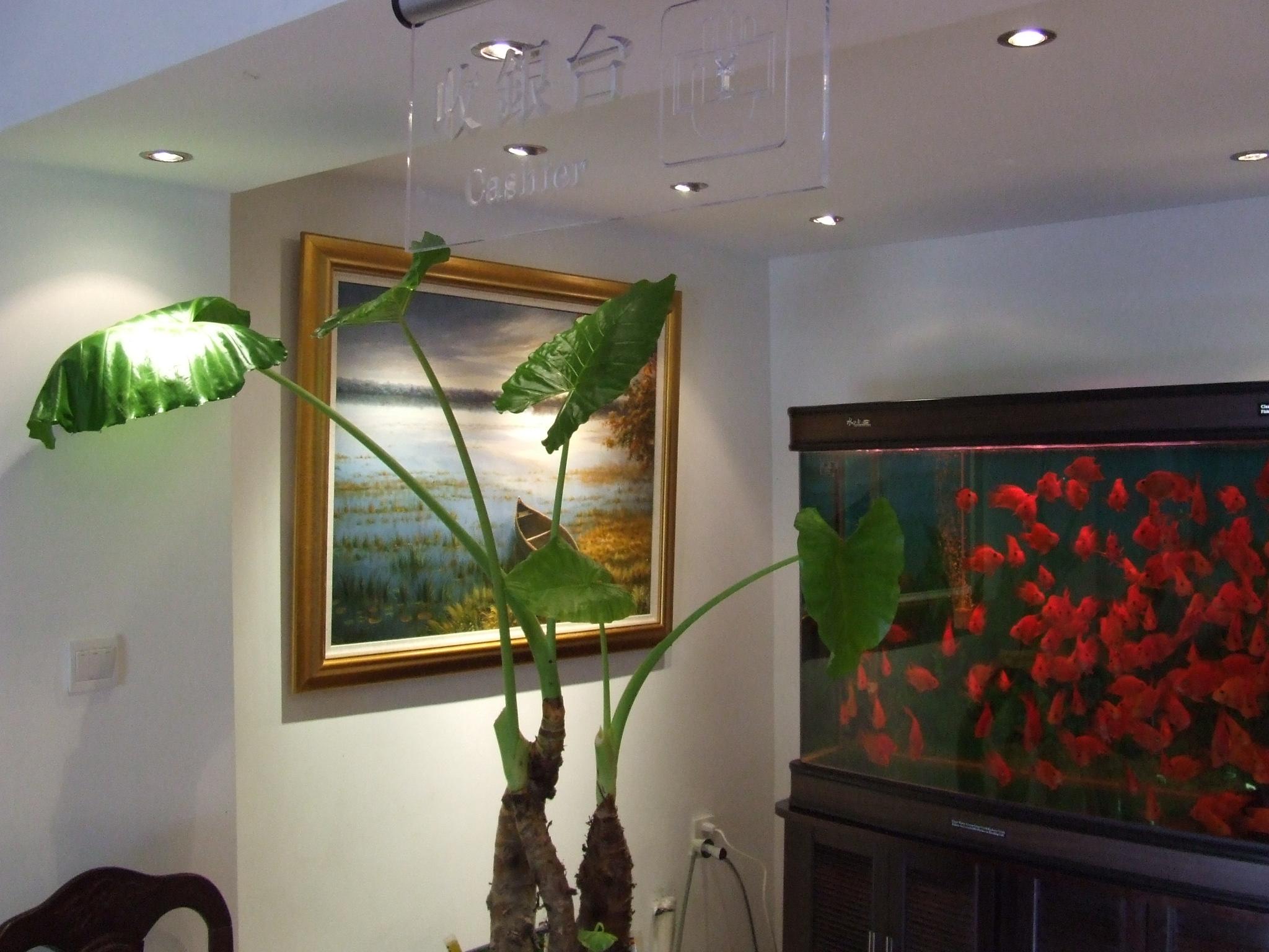 纯手绘客厅山水风景油画餐厅装饰油画悦嘉睿智软装饰设计公司